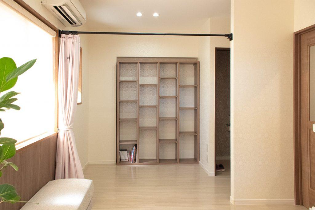 更衣室スペース